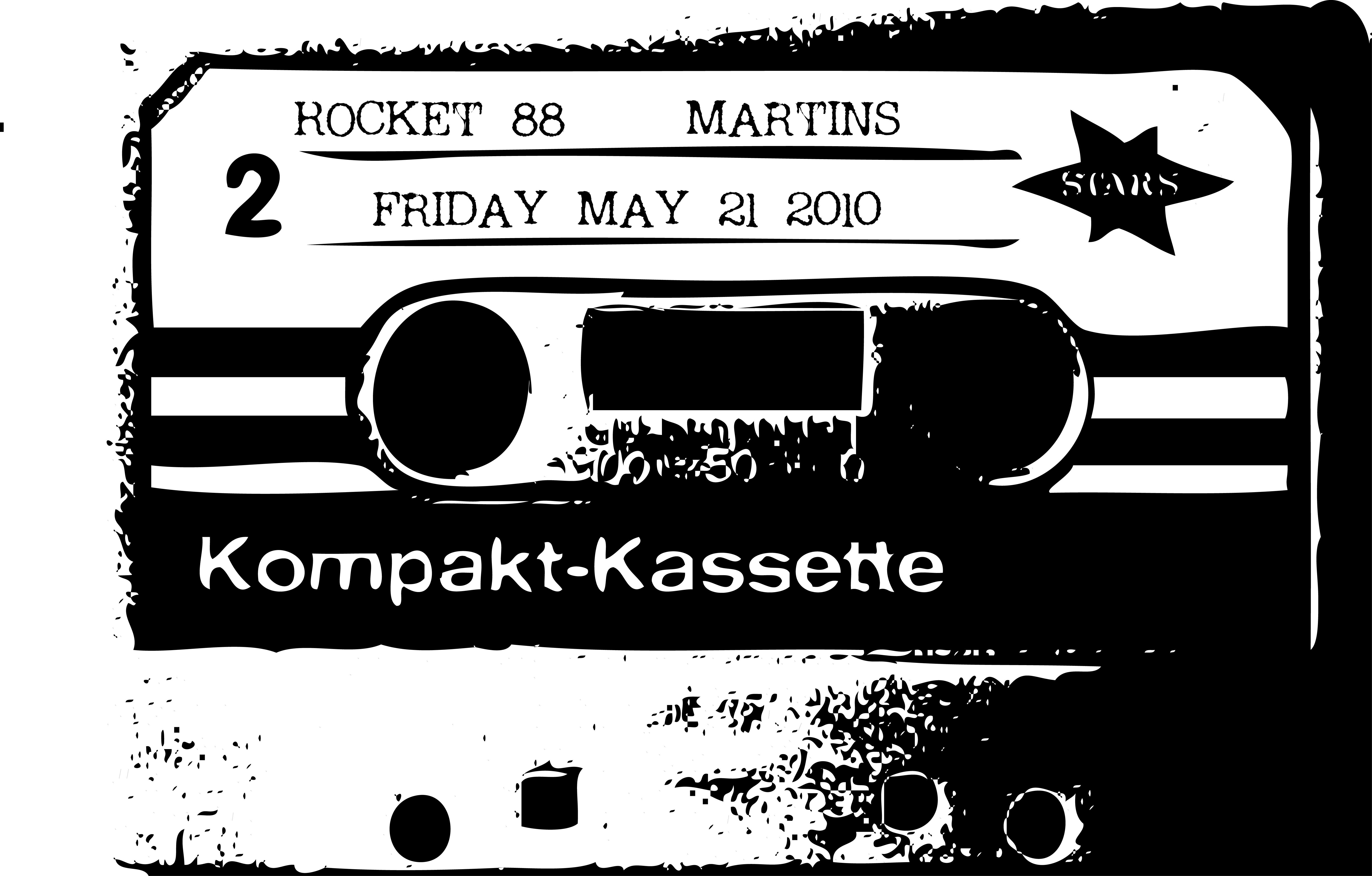 Martins-0521100-Cassette